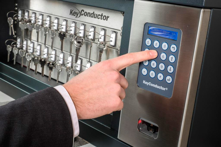 Key Management Systems With Full Audit Trail Mega